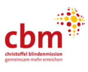 cbm christoffel blindenmission